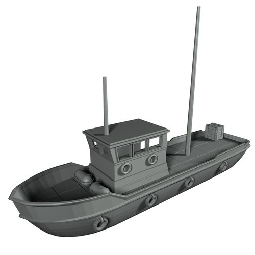 Fishing Boat - Precinct 187