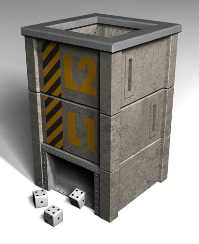 Dice Tower - Gaming Accessories