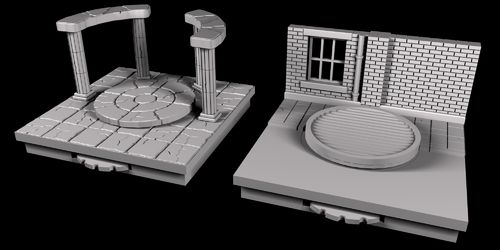 Model Turntable - Gaming Accessories
