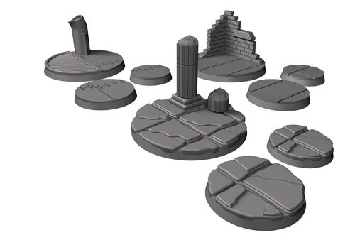 Model Bases - Gaming Accessories